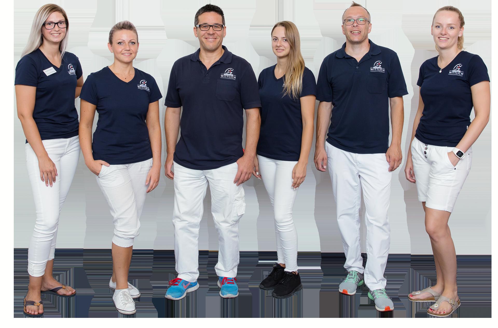 Mitarbeiter Sanitätshaus Wittlich