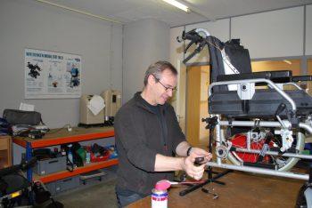 Rollstuhl Reparatur Sanitätshaus Wittlich